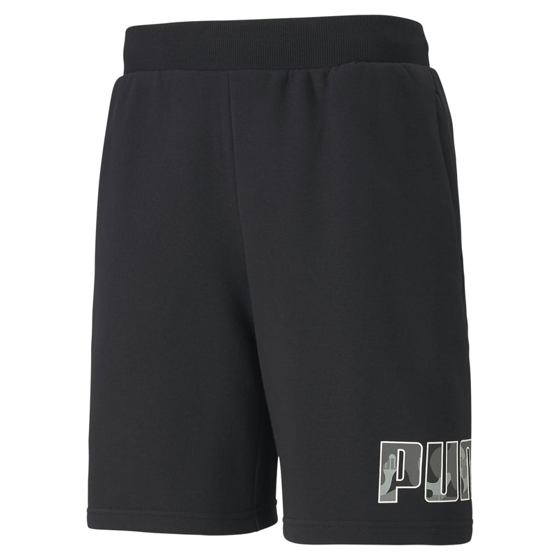 Rebel CAMO Shorts 9' rövid nadrág Puma Black - Teamsport & Lifestyle