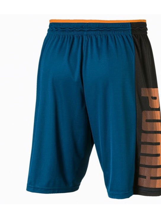Collective Graphic short ffi rövid sport nadrág Griblaltart Sea-Puma Black - Teamsport & Lifestyle