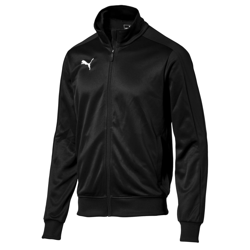 LIGA Casuals pulóver Jr Puma Black - Teamsport & Lifestyle