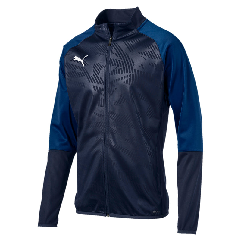 CUP Training Poly Jkt Core pulóver Peacoat-Limoges