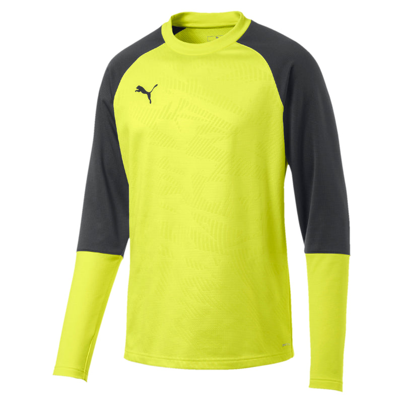 CUP Training Sweat Core pulóver Fizzy Yellow-Asphalt