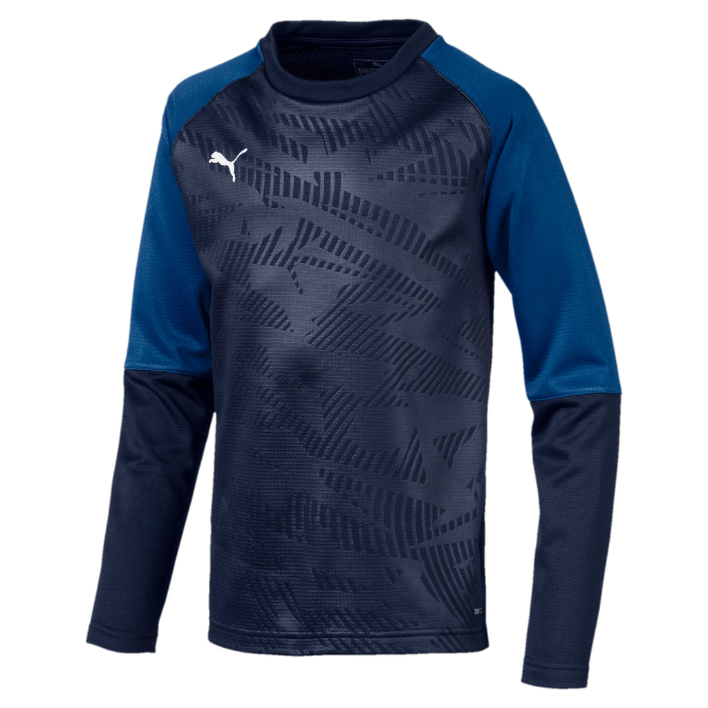 CUP Training Sweat Core Jr pulóver Peacoat-Limoges - Teamsport & Lifestyle