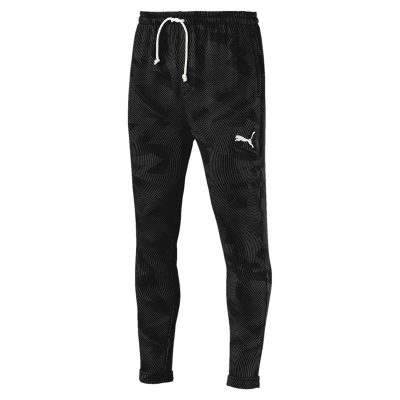 CUP Casuals Sweat nadrág Puma Black-whisper white