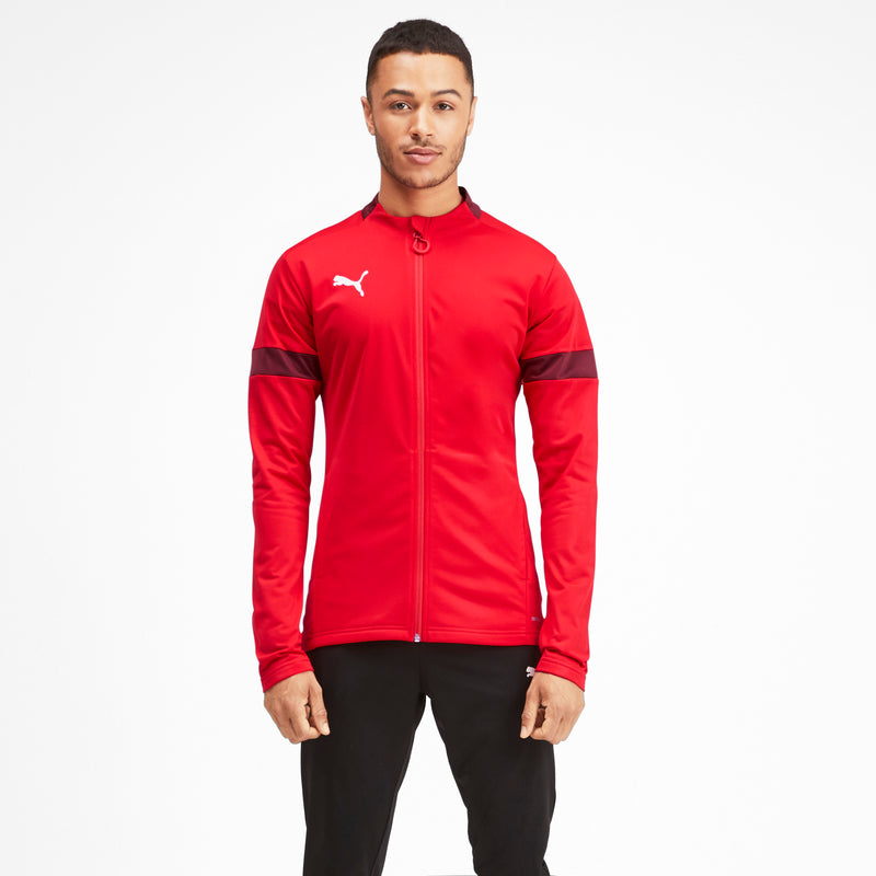 ftblPLAY Tracksuit szabadidőruha Puma Red-Burgundy - Teamsport & Lifestyle