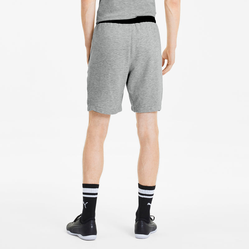 teamFINAL 21 Casuals Shorts ffi rövid nadrág Light Gray Heather