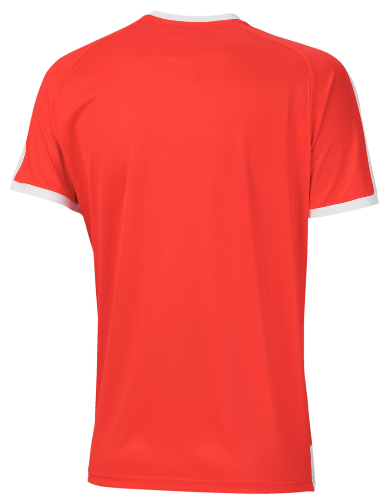 LIGA Jersey Hooped póló Puma Red-Puma White - Teamsport & Lifestyle