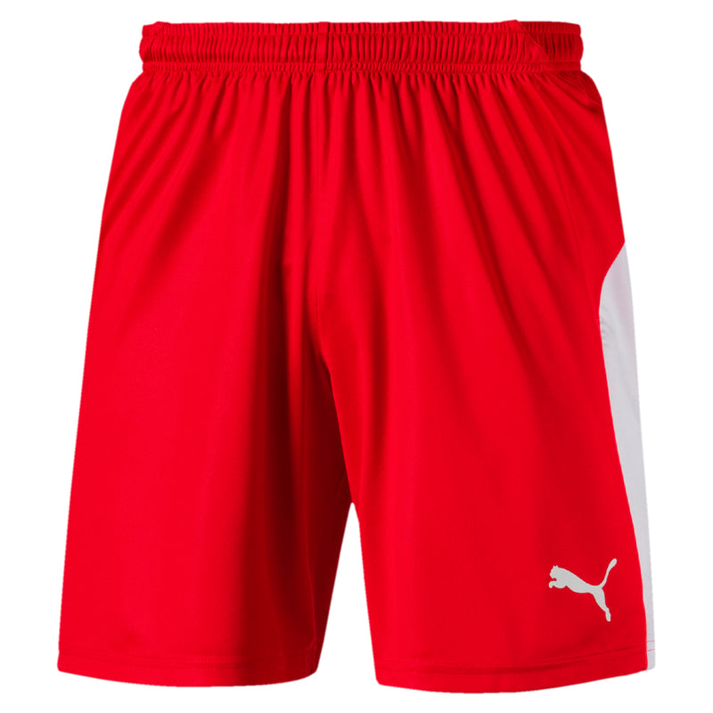 LIGA sort Puma Red-Puma White - Teamsport & Lifestyle