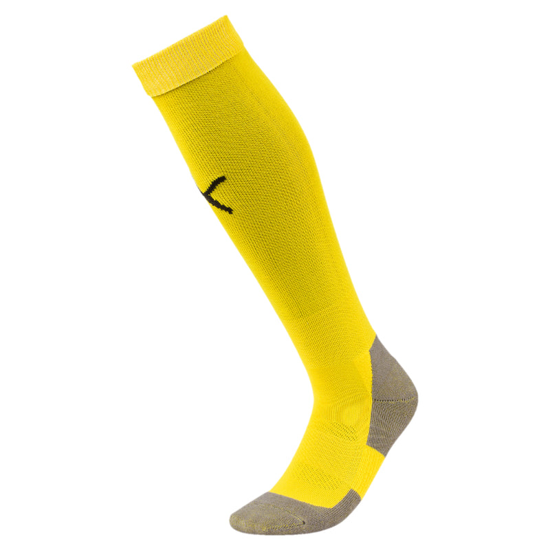 Team LIGA zokni CORE Cyber Yellow-Puma Black - Teamsport & Lifestyle