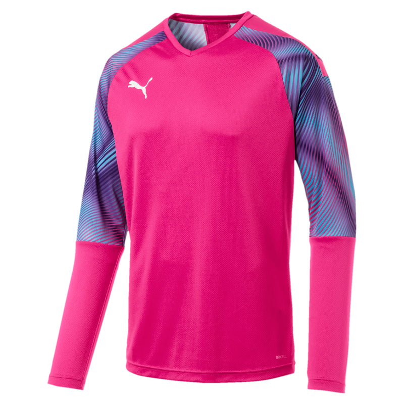 CUP GK Jersey pulóver LS Fuchsia Purple-Aquarius - Teamsport & Lifestyle