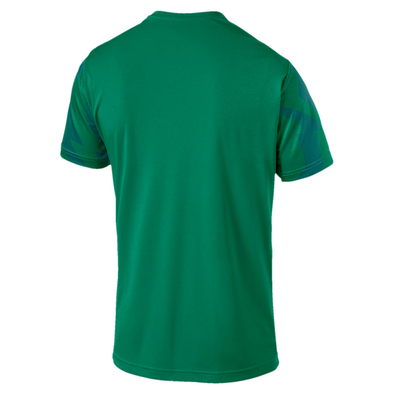 CUP Jersey Core póló Pepper Green-Puma White