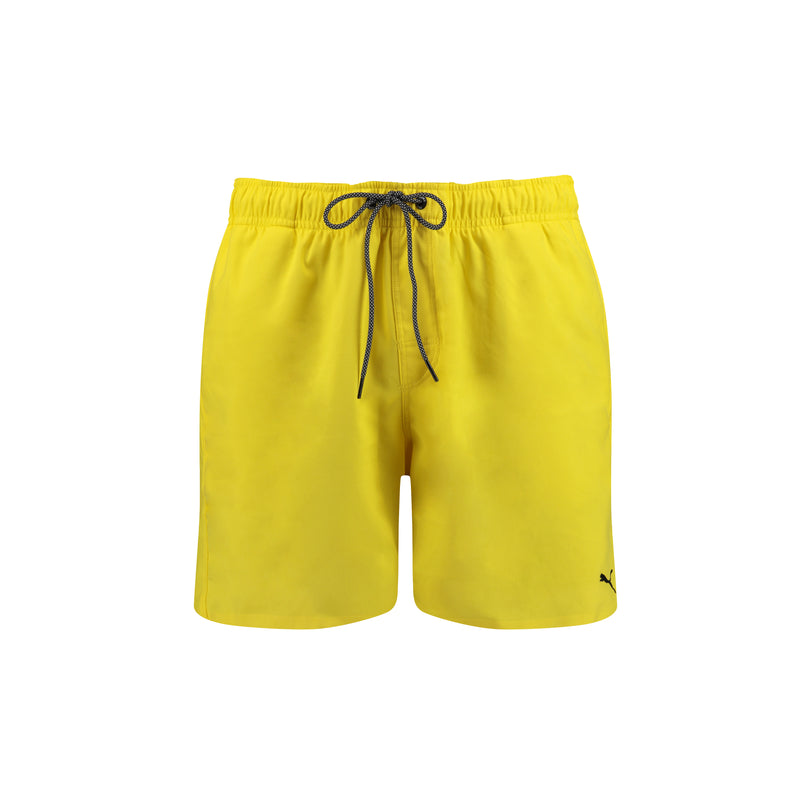 PUMA SWIM Men M SHORTS - Férfi úszónadrág Médium hossz Yellow - Teamsport & Lifestyle