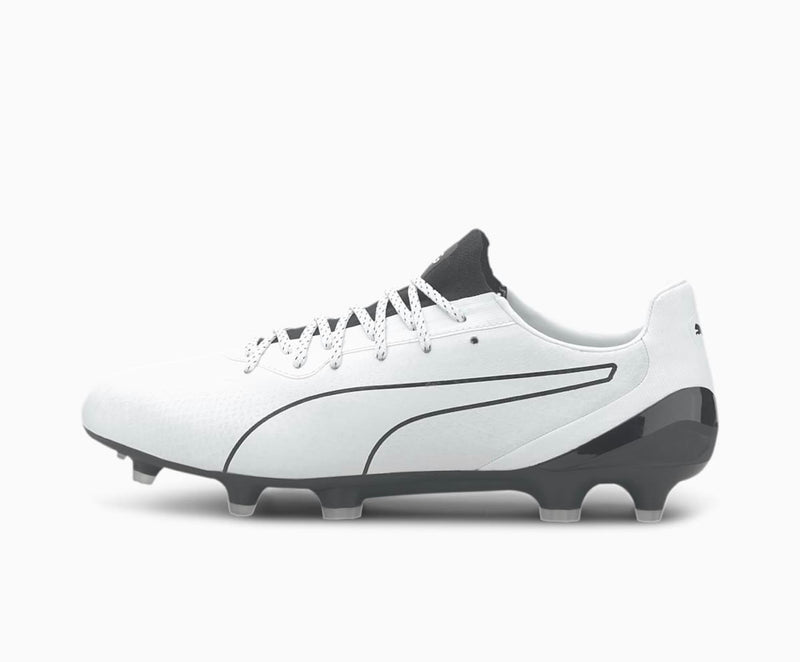 PUMA KING PLATINUM Lazertouch FG AG football cipő Puma White - Teamsport & Lifestyle
