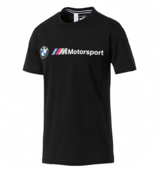 BMW MMS Logo póló Puma Black - Teamsport & Lifestyle