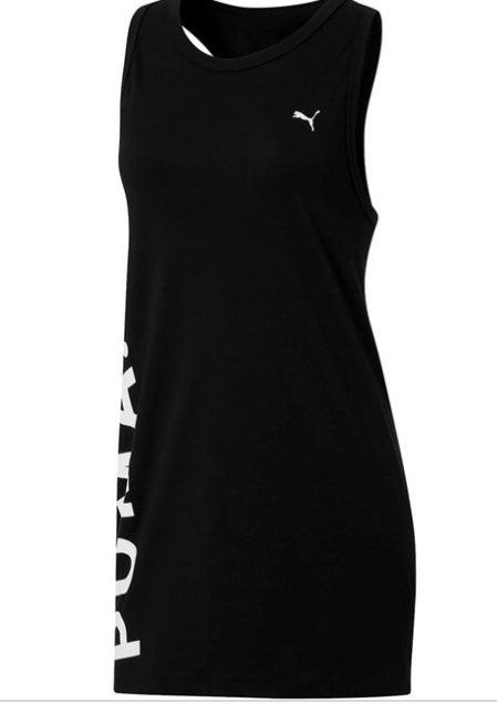 Chase Tank póló Cotton Black