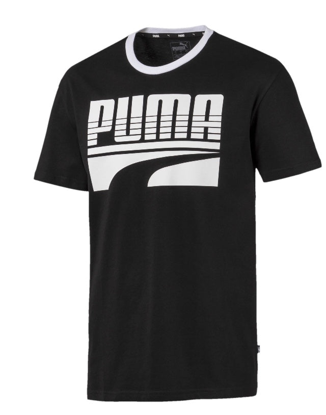 Rebel Bold Puma ffi póló Puma Black - Teamsport & Lifestyle