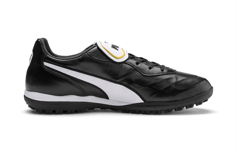 PUMA KING TOP TT football cipő műfűre Puma Black-Puma White