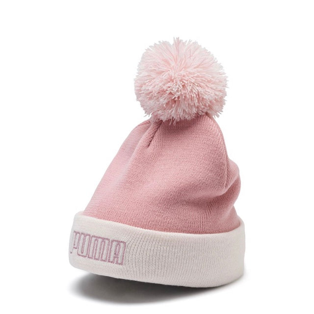 Puma Pom beanie női sapka Bridal Rose-Pastel Parch - Teamsport & Lifestyle