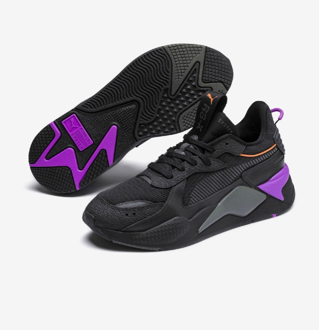 RS-X HARD DRIVE sneaker Puma Black-Dark Shadow - Teamsport & Lifestyle