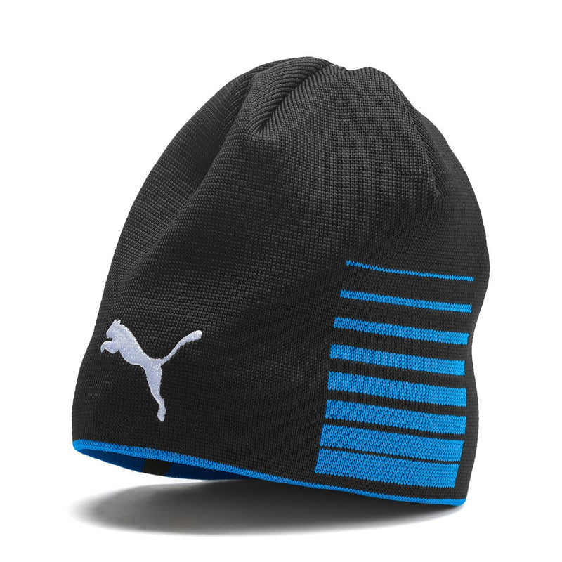 Liga Reversible Beanie TS sapka Electric Blue Lemon-Puma Black - Teamsport & Lifestyle