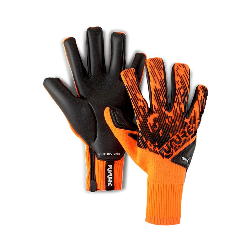 FUTURE Grip 5.1 Hybrid Kapus kesztyű Shocking Orange-Puma Black-Puma White