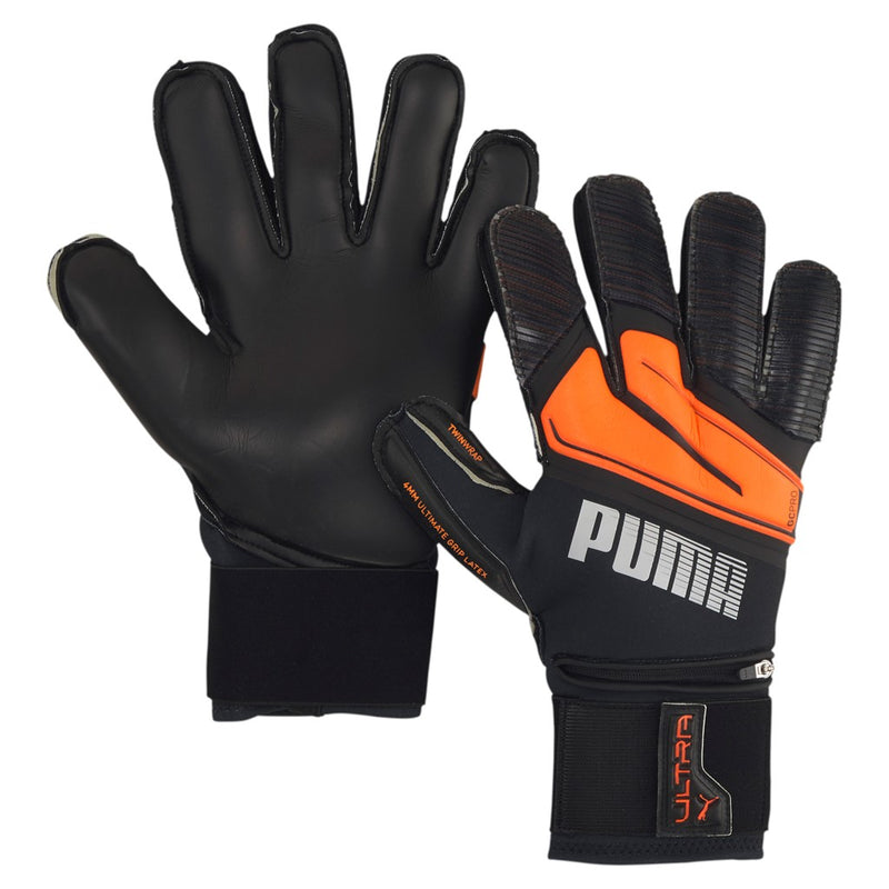Puma ULTRA Protect 1RC Kapus kesztyű Shocking Orange-Puma Black-Puma White