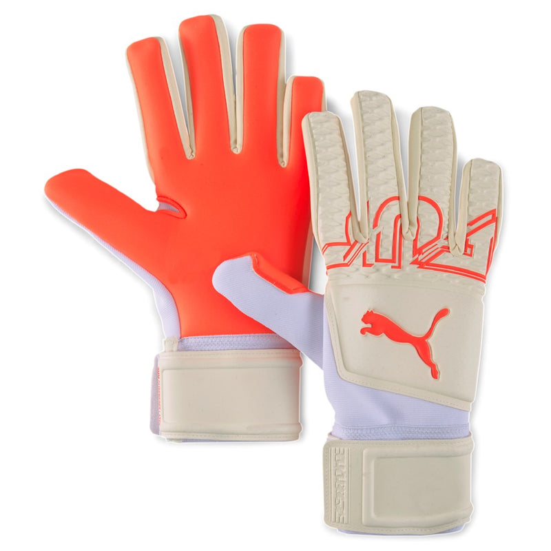 FUTURE Z Grip 3 NC Kapus kesztyű Puma White-Red Blast