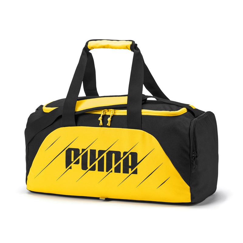 ftblPLAY Small táska Ultra Yellow-Puma Black - Teamsport & Lifestyle