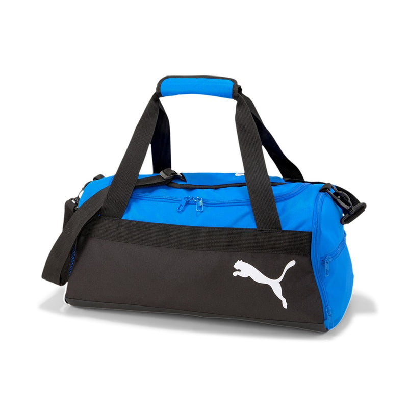 teamGOAL 23 Teambag S táska Electric Blue Lemonade-Puma Black - Teamsport & Lifestyle