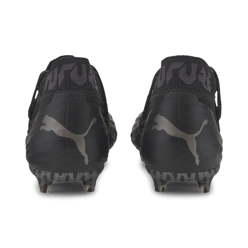 FUTURE 5.1 NETFIT FG AG football cipő Puma Black-Asphalt - Teamsport & Lifestyle