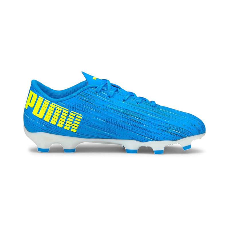 ULTRA 4.2 FG AG Jr. football cipő Nrgy Blue-Yellow Alert