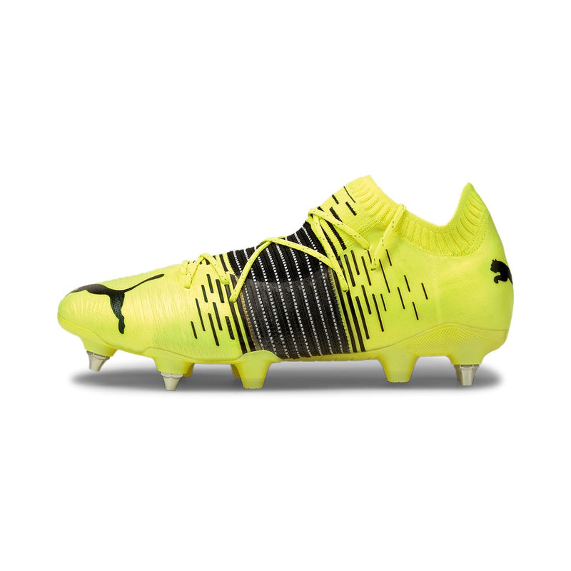 FUTURE Z 1.1 MxSG éles football cipő Yellow Alert-Puma Black-Puma White