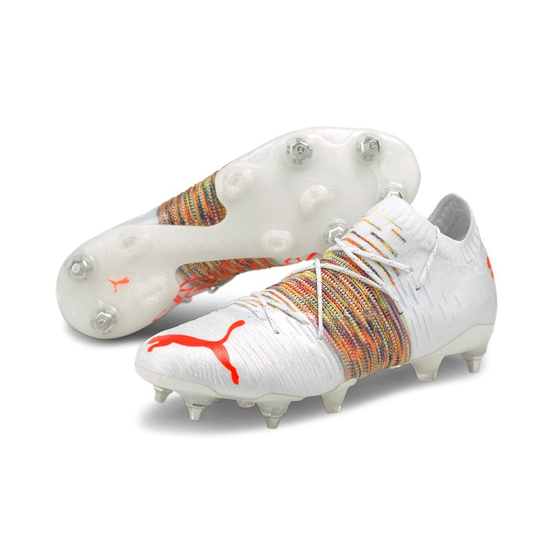 FUTURE Z 1.1 MxSG football cipő éles Puma White-Red Blast