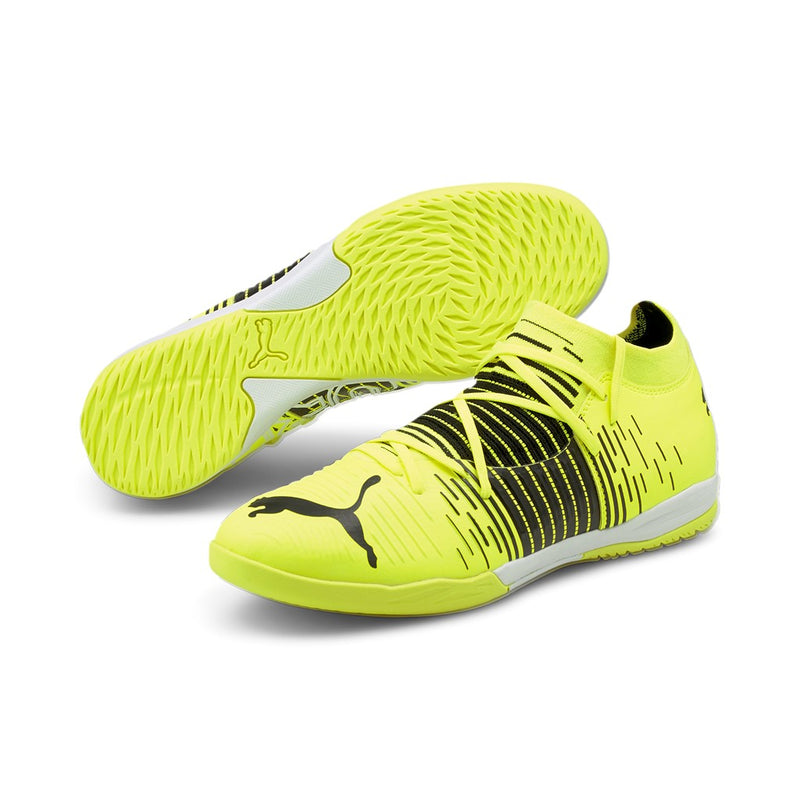 FUTURE Z 3.1 IT football cipő Terembe Yellow Alert-Puma Black-Puma White