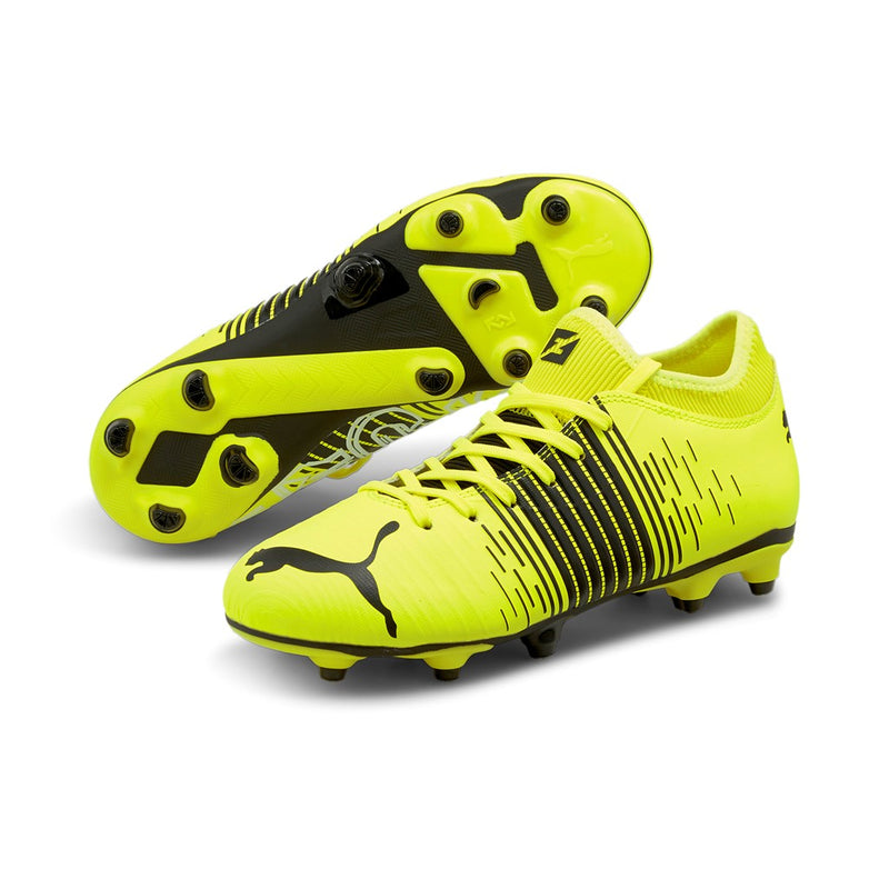 FUTURE Z 4.1 FG AG Junior football cipő Yellow Alert-Puma Black-Puma White