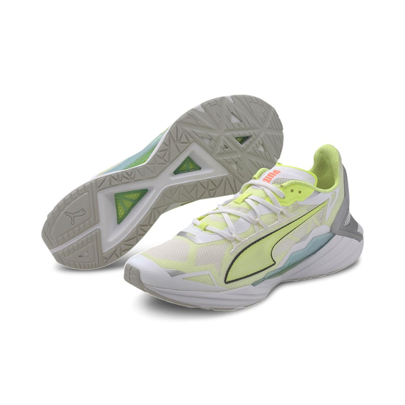 Ultra Ride Run Puma futó-fitness cipő Puma White-Fizzy Yellow - Teamsport & Lifestyle