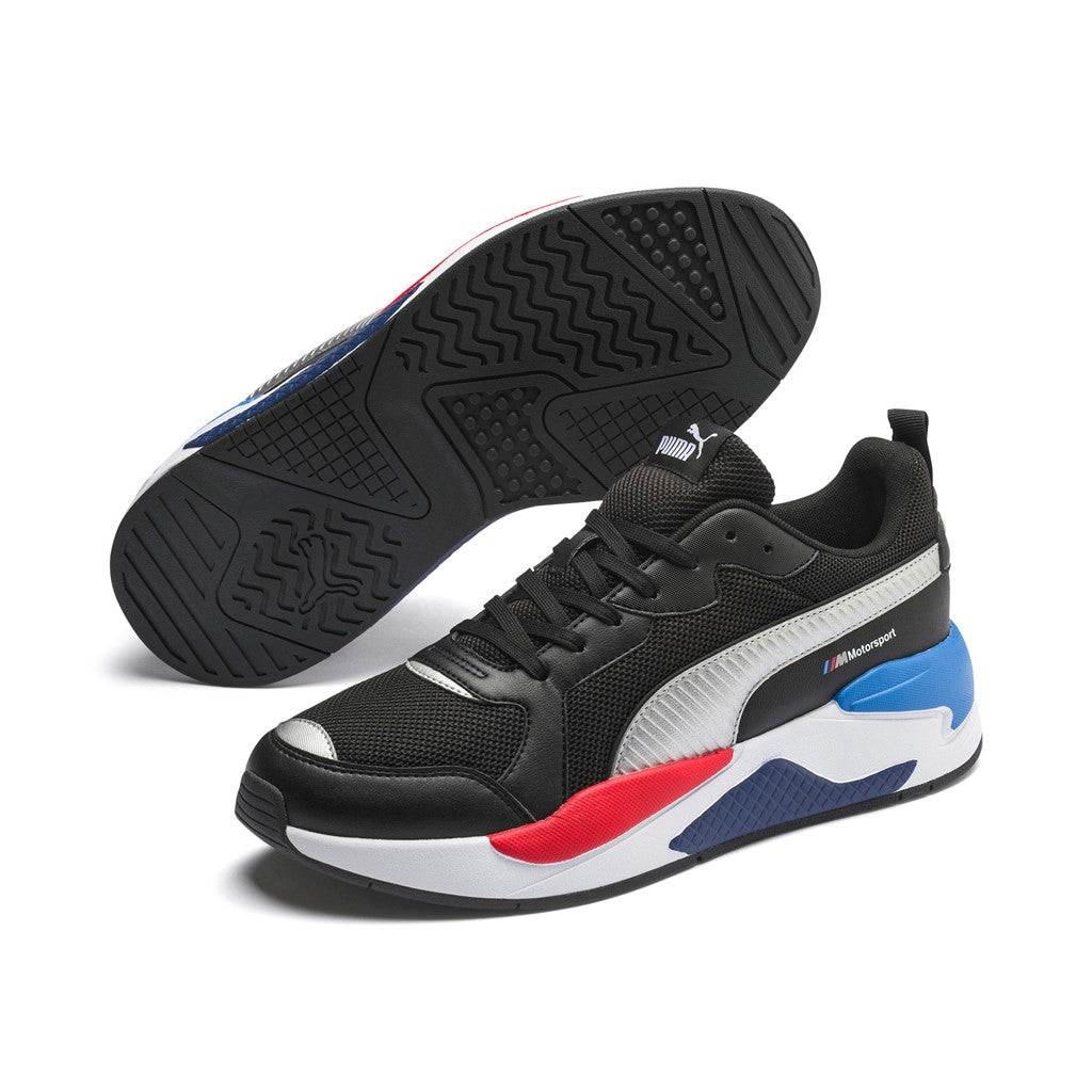 BMW MMS X-Ray cipő Puma Black-Puma Silver - Teamsport & Lifestyle