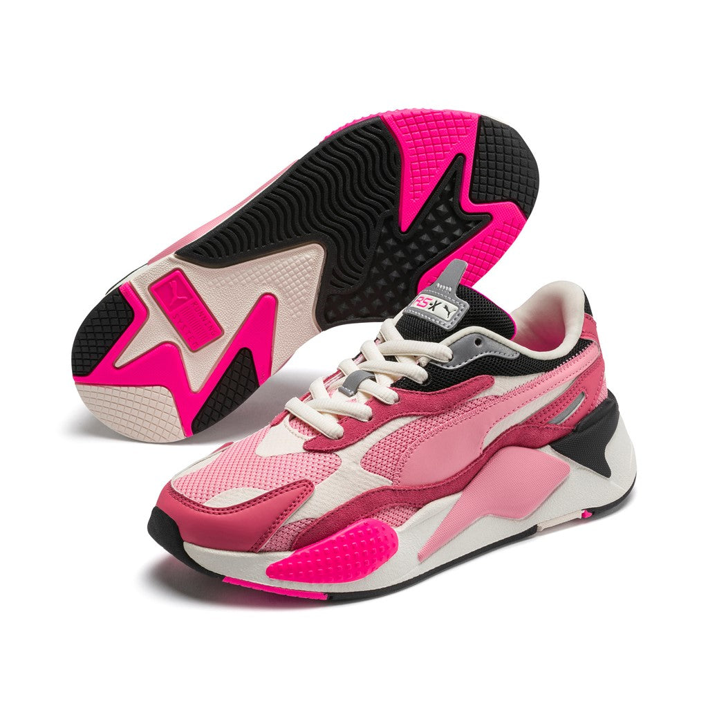 RS-X3 PUZZLE Rapture női cipő Rose-Peony-Whisper - Teamsport & Lifestyle