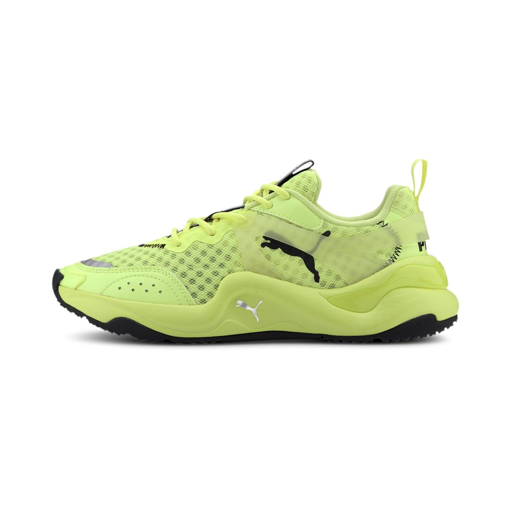 Rise Neon Wn's Női fitness - futócipő Fizzy Yellow - Teamsport & Lifestyle
