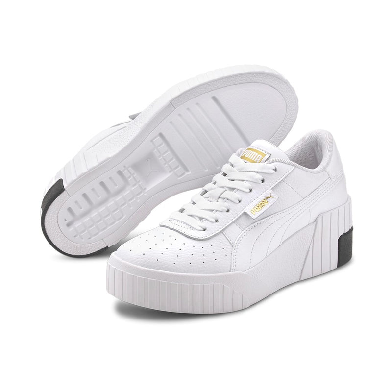 Cali Wedge Wn s Női cipő Puma White-Puma Black