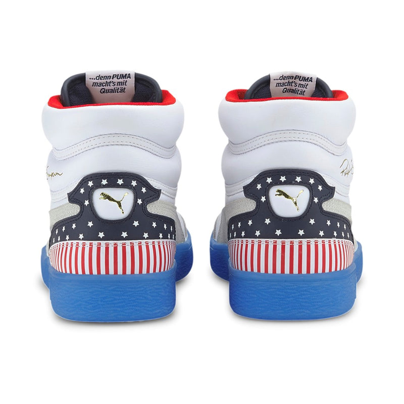 Ralph Sampson Mid 4th of July férfi sneaker cipő Puma White - Teamsport & Lifestyle