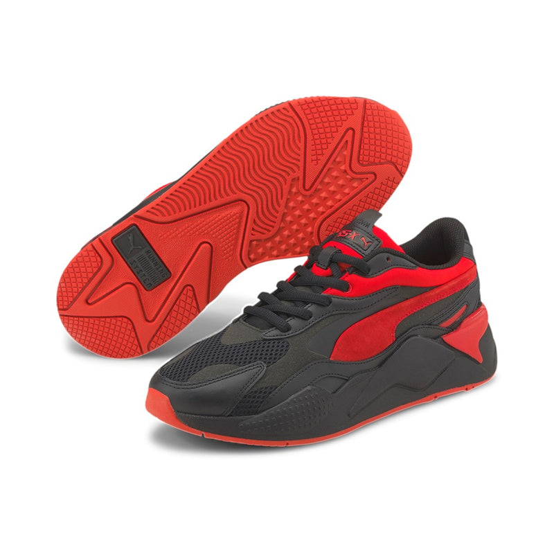 RS-X Prism ffi sneaker Puma Black-High Risk Red