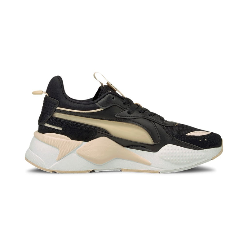 RS-X Bubble Wn's sneaker női cipő Puma Black-Cloud Pink