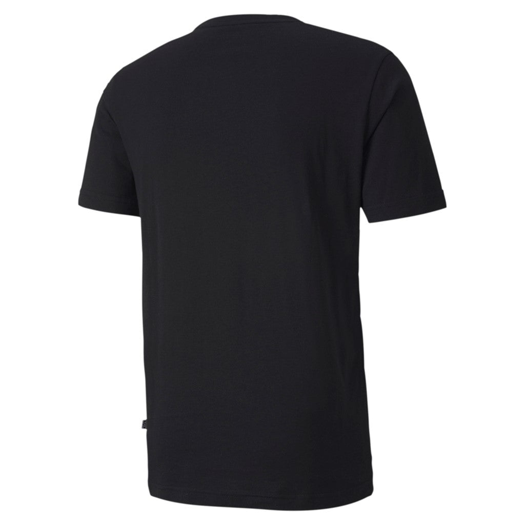 CELEBRATION Graphic Tee férfi póló Cotton Black-Stripe - Teamsport & Lifestyle