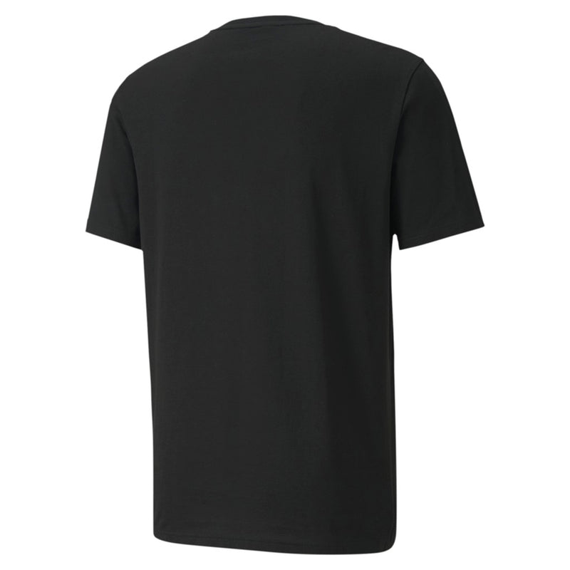 Rebel Tee 5 Continents ffi póló Puma Black