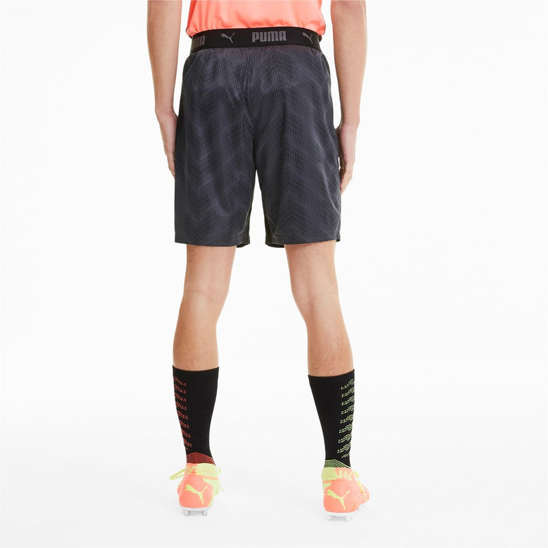 ftblNXT Graphic Shorts Orange - Teamsport & Lifestyle