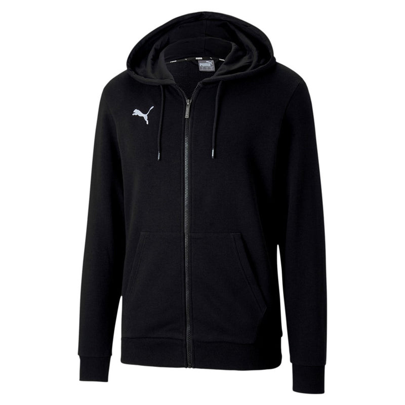 teamGoal 23 Casuals Hooded Jacket Puma Black