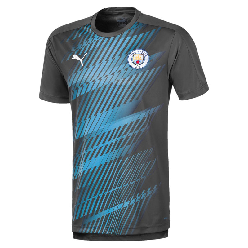 MCFC Stadium League Jersey póló Asphalt-Team - Teamsport & Lifestyle