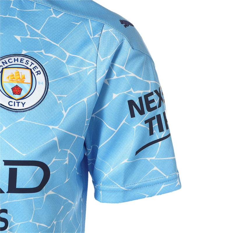 MCFC Hazai Mez Replica póló 20/21 Manchester City Home - Teamsport & Lifestyle