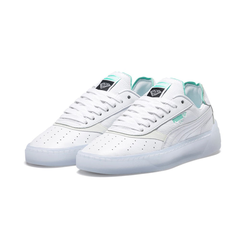 Cali-0 DIAMOND SUPPLY Puma White - Teamsport & Lifestyle