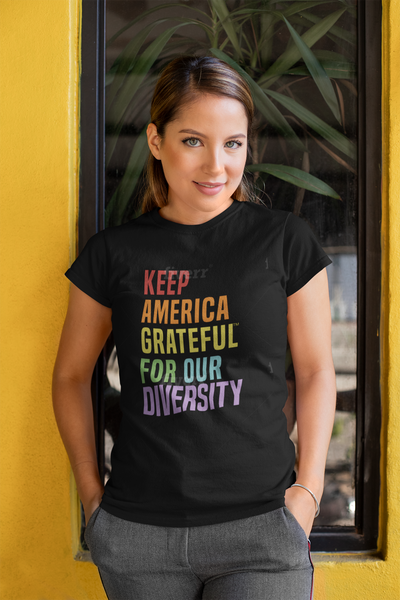 Grateful America Short-Sleeve Unisex T-Shirt